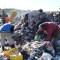 """Ellos viven de la basura en """"El Volcadero"""""""