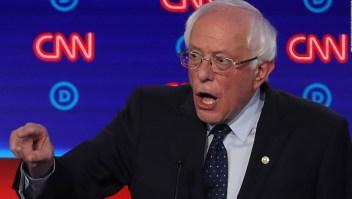 """Sanders: """"Tenemos un sistema de cuidado médico disfuncional"""""""
