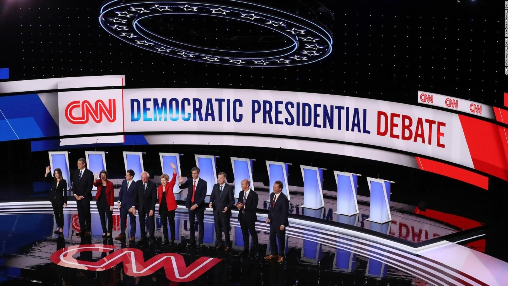 Debate demócrata: ¿hay una brecha ideológica en el seno del Partido Demócrata?