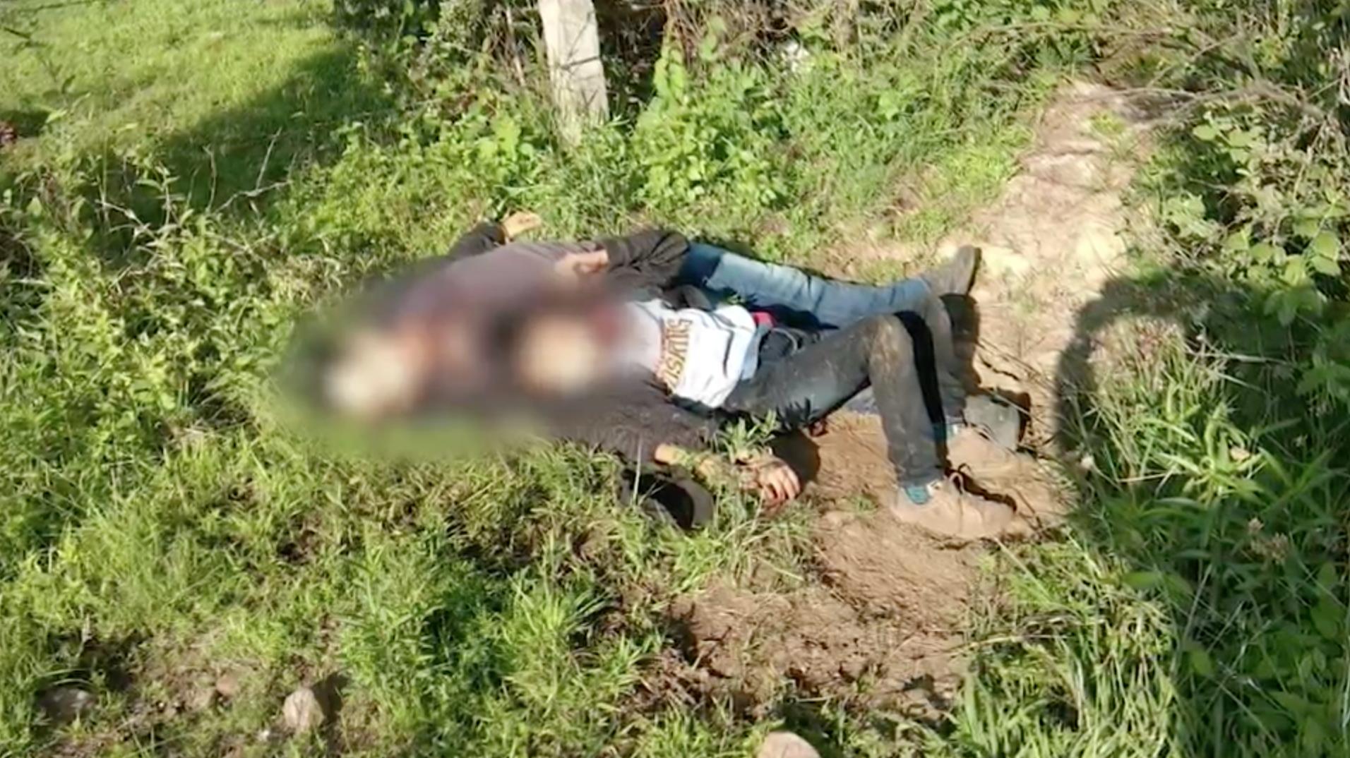 Rescantan en Morelos a niño migrante que se encontraba reposando sobre el cadáver de su padre