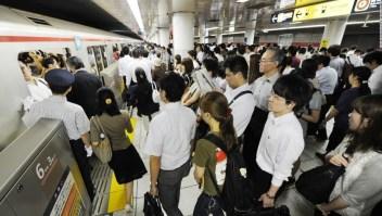 Líneas de tren más llenas mundo