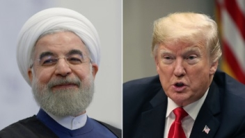 Se dilata posible encuentro entre Rouhani y Trump