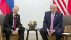 Trump y Putin dialogan para combatir los incendios en Siberia