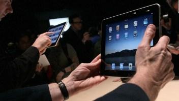 Los dispositivos Apple podrían detectar demencia