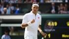 Roger Federer cumple 38 años