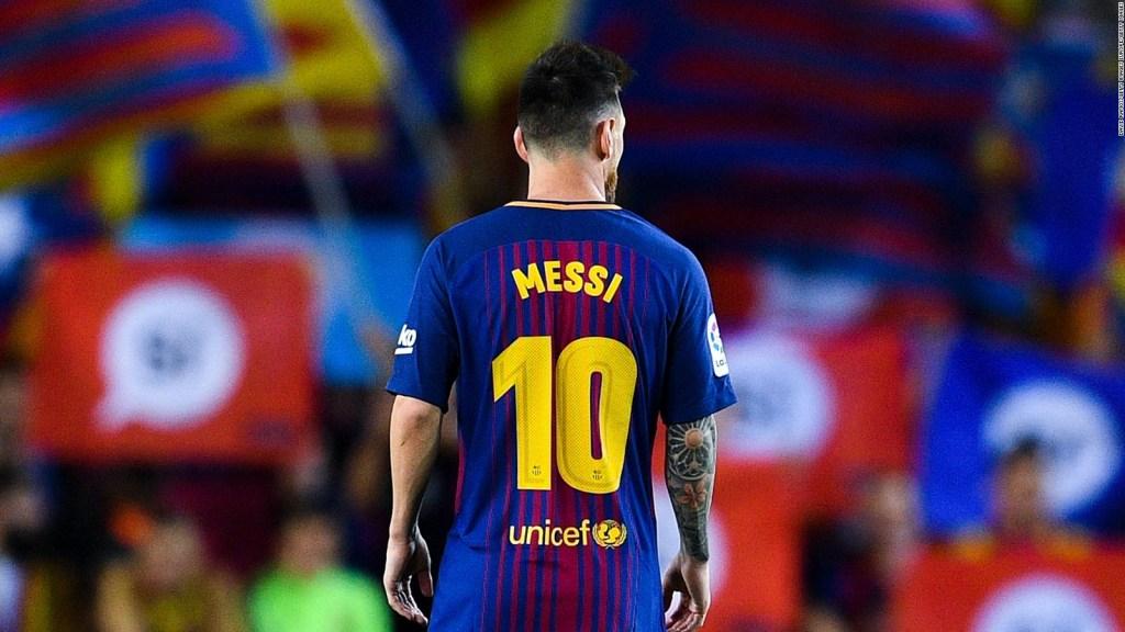 Messi se pierde el inicio de la temporada