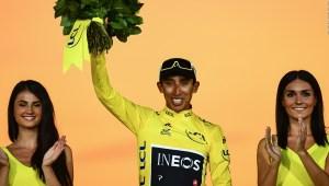 Colombia: El ciclista Egan Bernal llega a su tierra