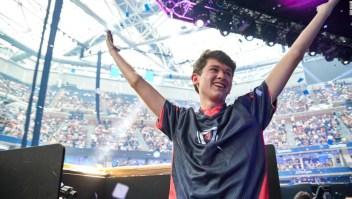 Campeón Mundial Fortnite