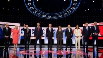 DebatesCNN: análisis de la segunda noche demócrata en Detroit