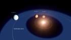 Descubrimiento del satélite Tess a 31 años luz