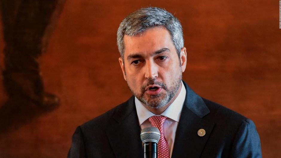 Mario Abdo Benítez cancela acuerdo energético con Brasil
