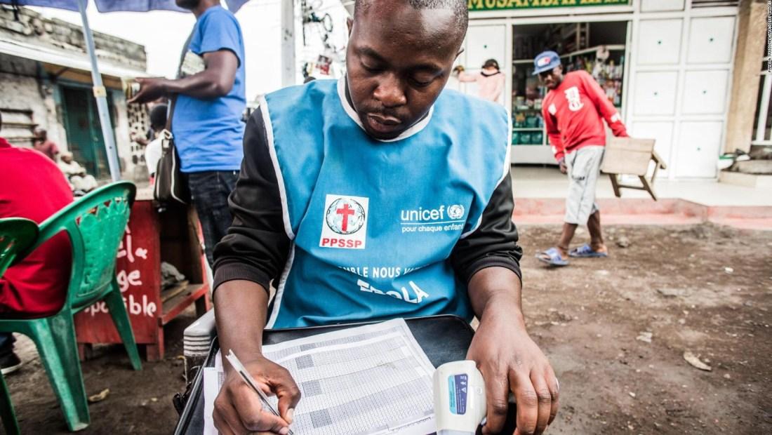 Preocupación por nuevos casos de ébola en el Congo