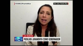 """Alexandra Lúgaro: """"Puerto Rico merece un gobierno digno"""""""