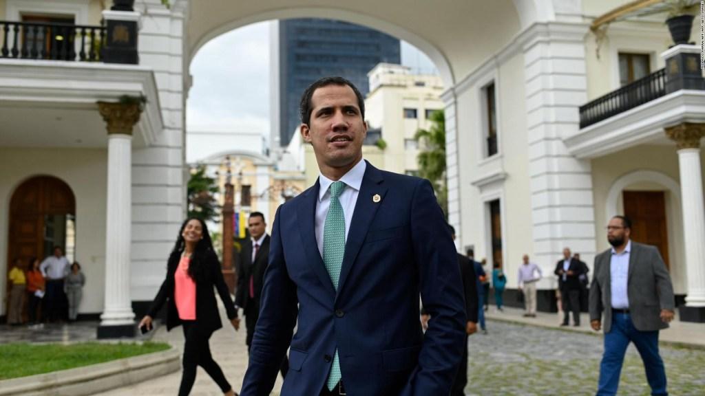 Trump anuncia embargo al Gobierno de Maduro
