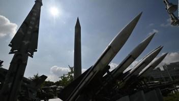 Preocupación por lanzamientos de misiles