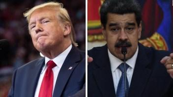 Trump anuncia nuevas sanciones al régimen de Venezuela