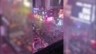 Pánico en Times Square muestra temor de estadounidenses
