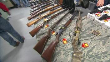 Demócratas presionan al Senado sobre control de armas