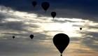 #EstoNoEsNoticia: Más de 130 globos dominan el cielo en el Reino Unido