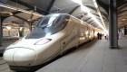 Trenes de alta velocidad transportan a peregrinos a La Meca