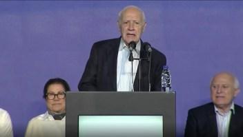 Roberto Lavagna cierra su campaña