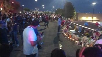 Familiares agradecen solidaridad de comunidad de El Paso