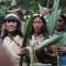 Tribus indígenas luchan por salvar el Amazonas