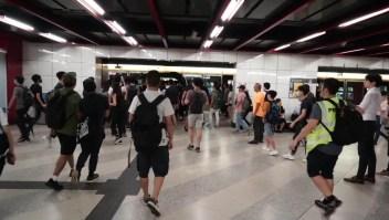 ¿Cómo afectan las protestas a la economía de Hong Kong?