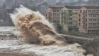 El tifón Lekima llega a la costa este de China
