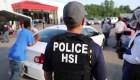 El presidente Trump defiende las redadas de ICE