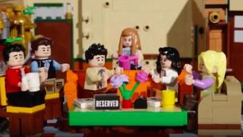 """Los protagonistas de """"Friends"""" llegan en formato Lego"""