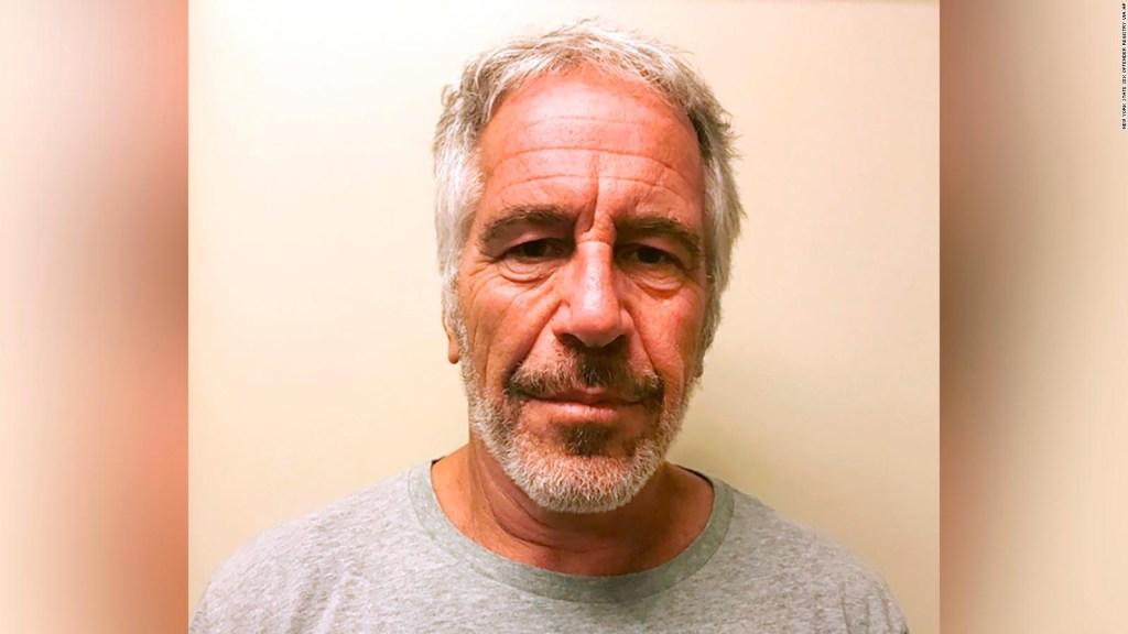 Nuevos datos sobre la muerte de Epstein