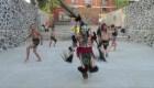 México: deportistas reviven un deporte prehispánico