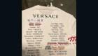 Versace se disculpa con China y retira controversial camiseta