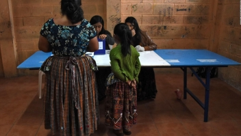 Ocho millones de guatemaltecos decidirán la elección