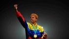 Yulimar Rojas gana su primera medalla panamericana