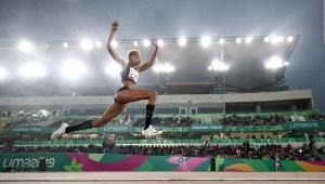 Yulimar Rojas busca hacer un récord mundial