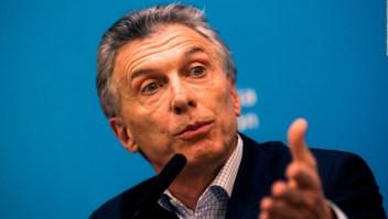 Macri busca tomar medidas urgentes tras revés electoral