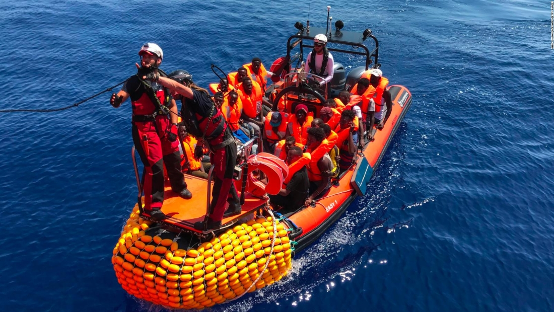 Aumenta la cifra de muertes en el Mediterráneo