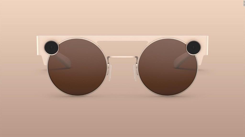 Snapchat presenta lentes inteligentes rediseñadas con efectos 3D
