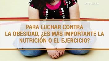 ¿Cuál es el factor más importante para perder peso?