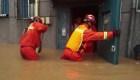 Recuento de daños por el tifón Lekima en China