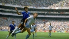 "Así lamenta el fútbol mundial la muerte del ""Tata"" Brown"