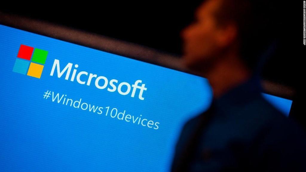 Microsoft actualizar inmediatamente el Windows 10