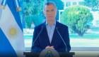 Macri anunció medidas económicas