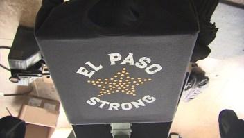 """""""El Paso Strong"""", la camiseta que da fuerza y esperanza"""