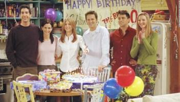 25 episodios 25 años de Friends