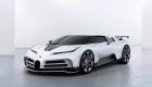 Mira el nuevo auto de US$ 9 millones de Bugatti