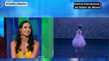 """Marize Fumero: """"Yo bailaba desde que aprendí a caminar"""""""