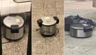 Policía: Paquetes sospechosos son ollas a presión